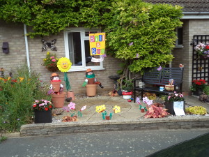 No 15 Bill and Ben the Flowerpot Men